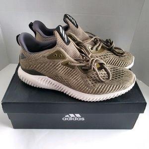 Adidas Men's Alpha Bounce EM Running Shoes, 10.5